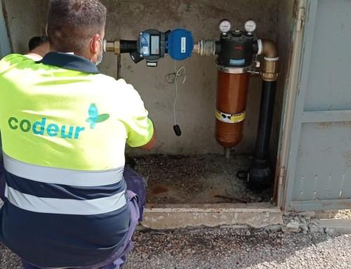 Codeur lanza un proyecto piloto de instalación de contadores digitales en el municipio de Vera